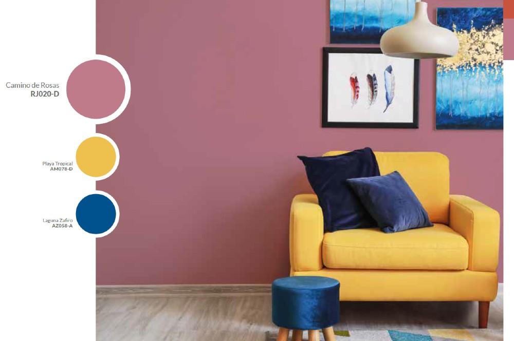 Tendencias de colores para pintar la casa en el 2021